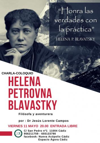 Madame Blavastky, aventurera y teósofa
