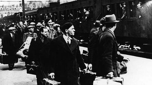 Deportación y huida de los judíos en la España de la 2ª guerra mundial