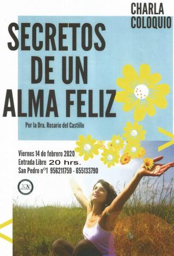 Secretos de un alma feliz