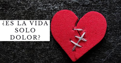 Charla on line: ¿Es la Vida  solo dolor?