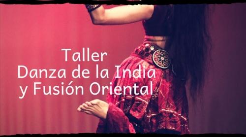 Taller Danza de la India y Fusión oriental