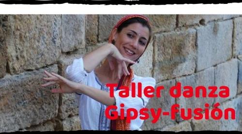 Taller: Danza Gipsy-Fusión