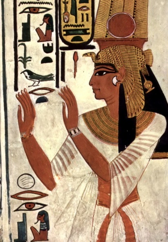 La mujer en el antiguo Egipto, paradigma de libertad